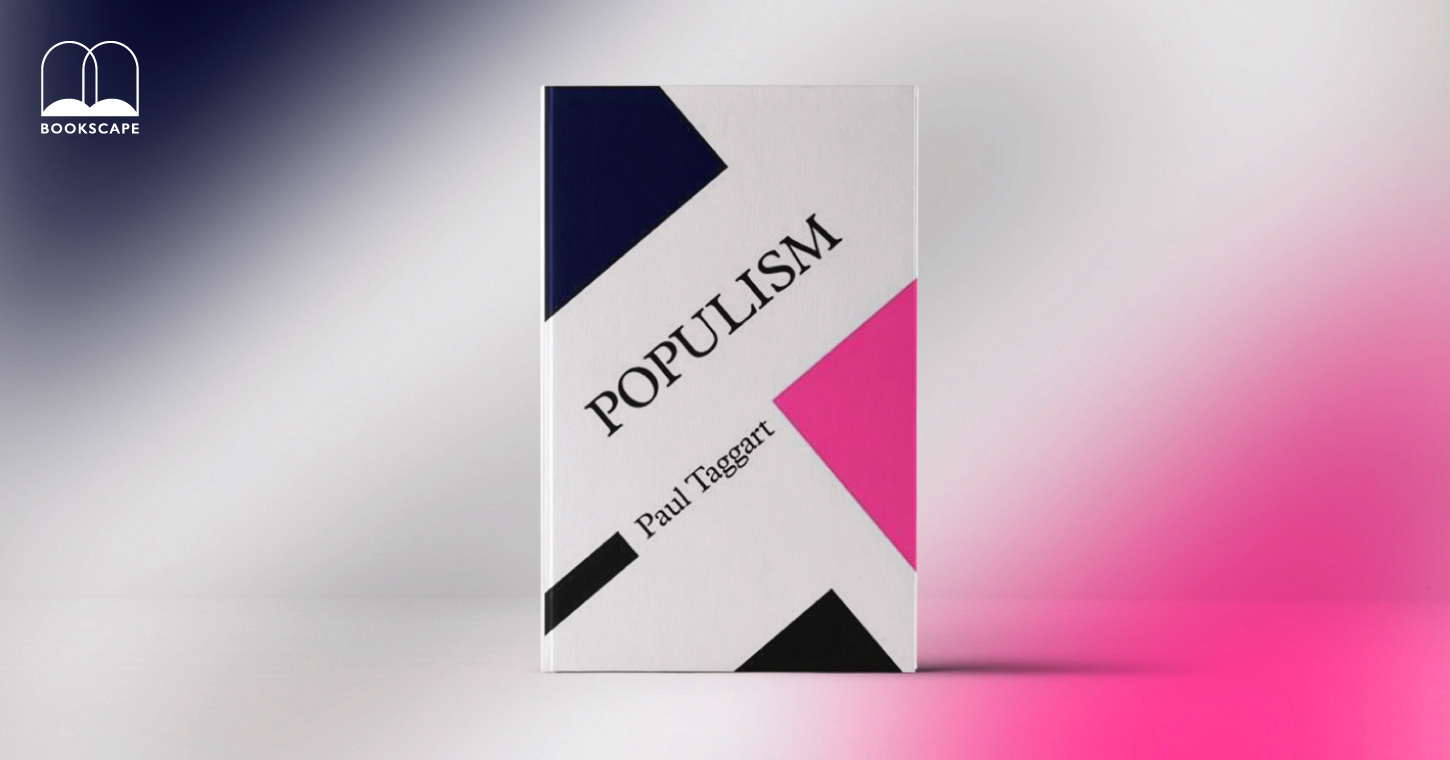 Populism by Paul Taggart