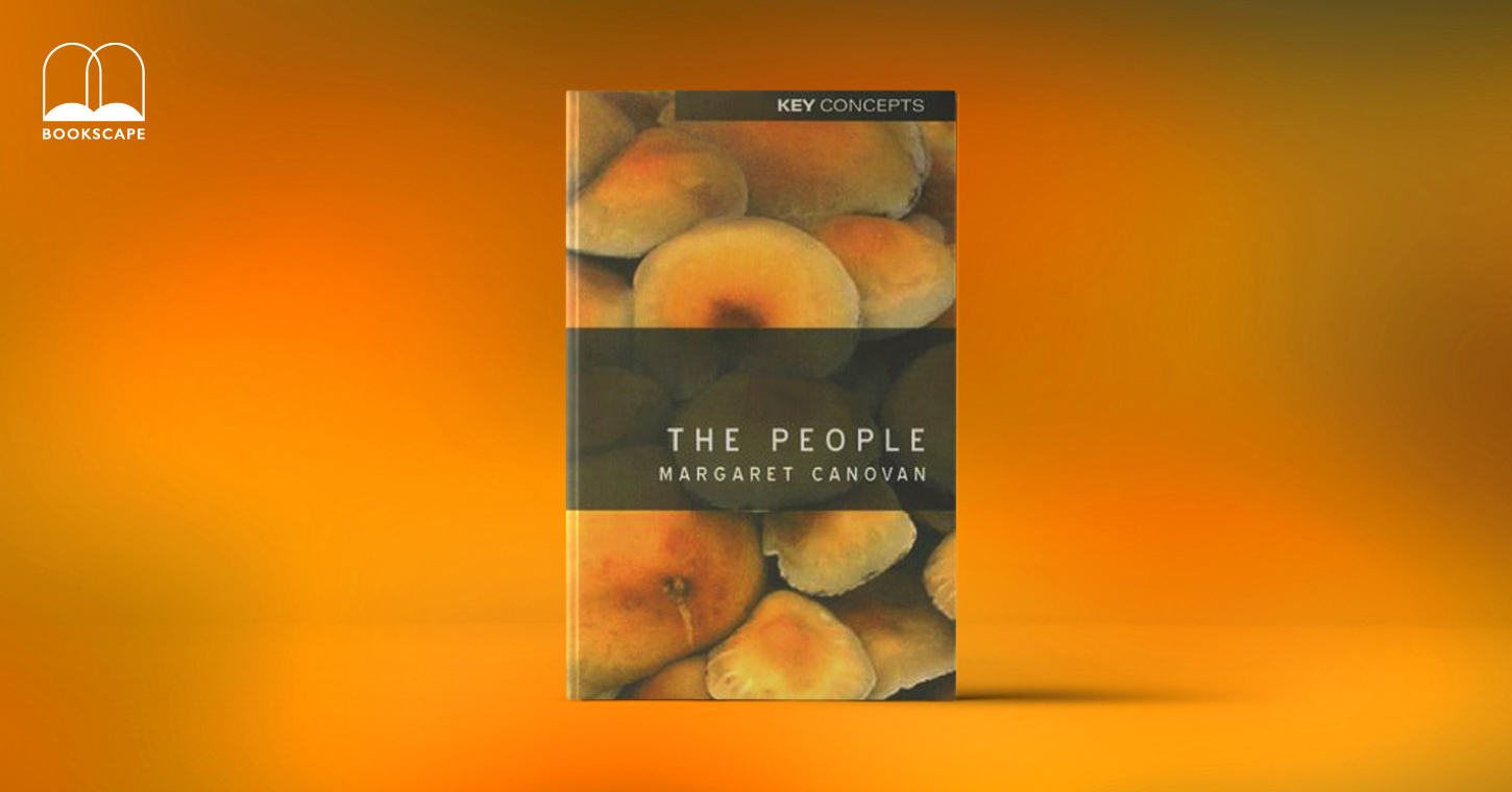The People by Margaret Canovan